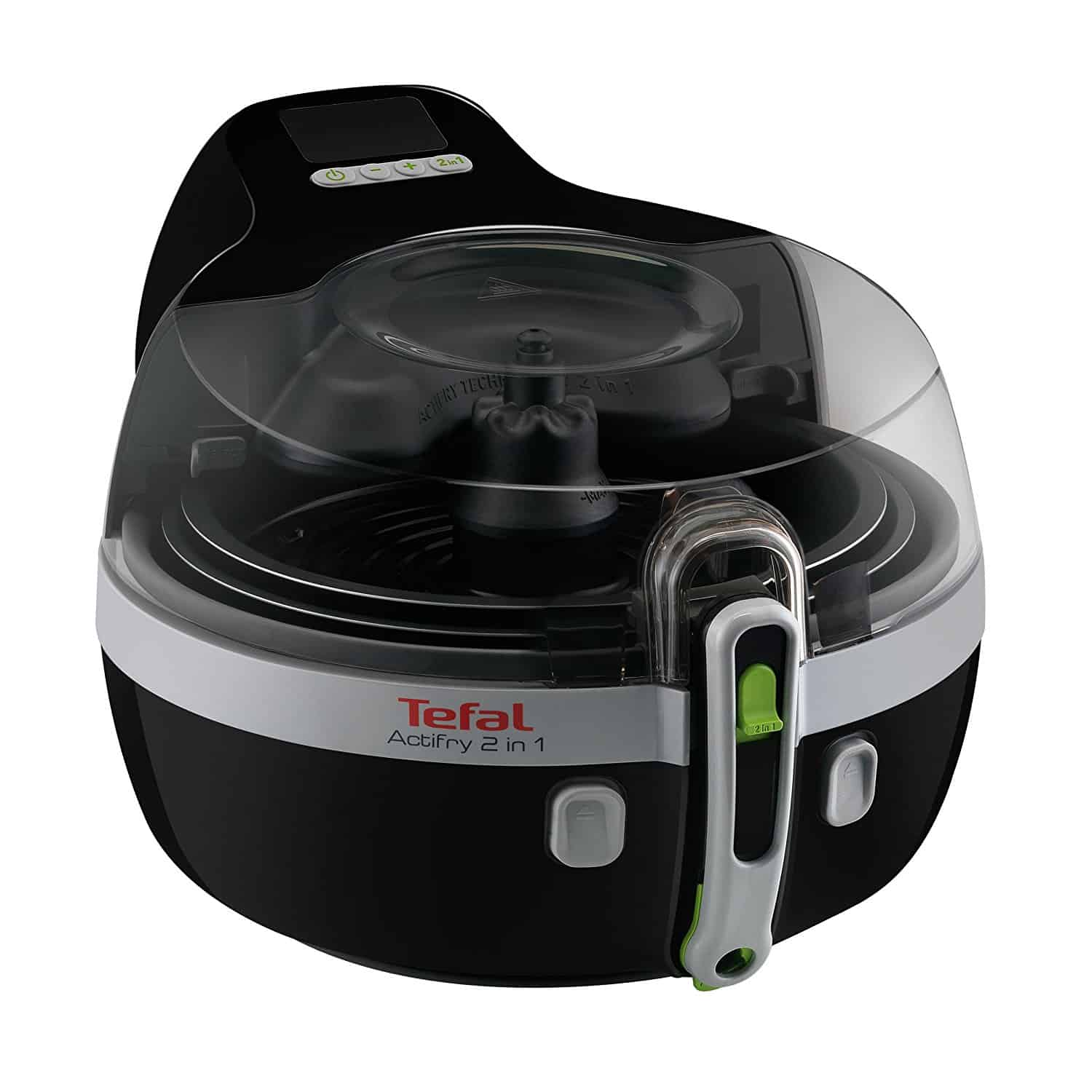 tefal actifry yv960130 2in1 hei luft fritteuse haushalts helfer. Black Bedroom Furniture Sets. Home Design Ideas